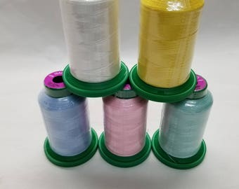 Isacord Embroidery Thread Baby Kit