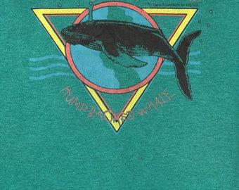 Endangered Humpback Whale Shirt