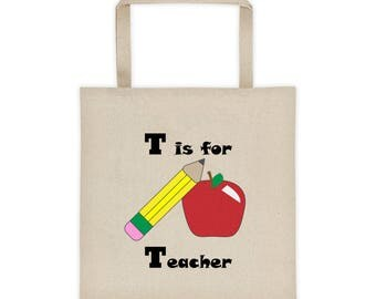 Teacher Gift Tote