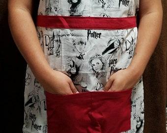 Harry potter full apron