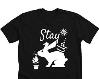 TheKannyManCan - Stay Up t-shirt