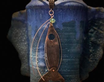 Catfish Pendant