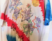 Vintage Grateful Dead Tee Shirt, Deadcathalon, XXL, Fair Condition