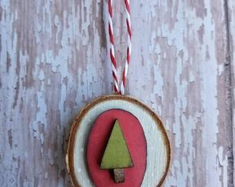 christmas cheer...ornament...merry little tree