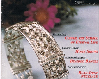 The Wire Artist Jeweller Back Issue Magazine November 1999