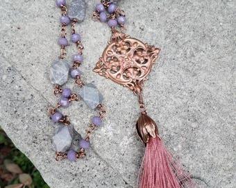 Renaissance Crossroads Necklace