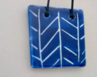 Tile pendant