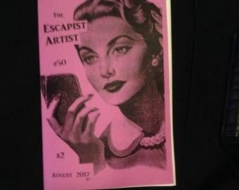 The Escapist Artist # 50