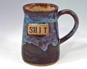 S bomb mug