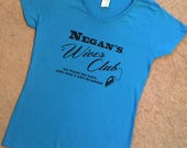 Negan's Wives Club T-Shirt