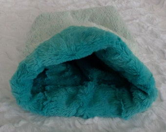 """Snuggle Sack, Pouch for Hamster, Sugar Glider, Mice, Rat, Guinea Pig and Hedgehog - 9""""x9"""""""