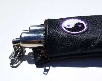 Leather Case, Pouch, Bag for Nunchucks, Weapon