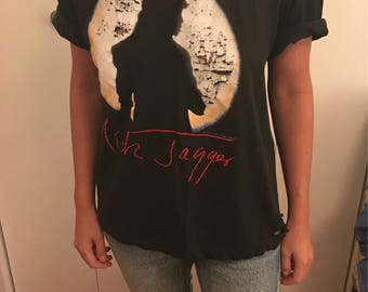 Vintage Mick Jagger T-Shirt