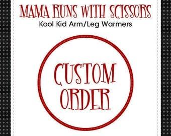Custom Order - Cheyenne Basile-Keef