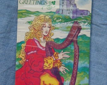 Vintage Package Saint Patrick's Day Postcard from Ireland 13237