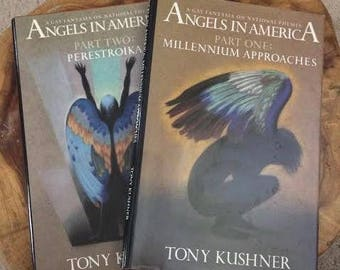 Angels in America play by Tony Kushner