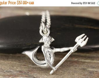 MATERNITY LEAVE SALE Aquarius zodiac pendant in Sterling silver - Zodiac necklace, zodiac jewelry, astrology