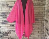 Plus Size Knit Summer Shrug