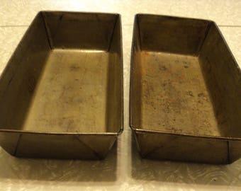 Mini Bread Loaf Baking Pans Mini Brown Loaf Pans Mini Baking