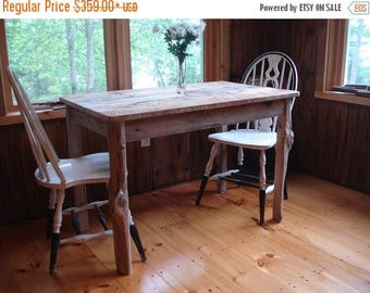 "Duff Sale Driftwood Dining Room Table (""42x26""x29""H)"