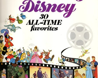 The Best of Disney - 30 All-Time Favorites - Piano / Vocal / Guitar