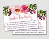 Pink Floral Book Request ...