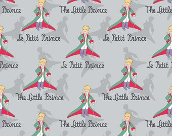 The Little Prince - Prince Title C6791-Gray