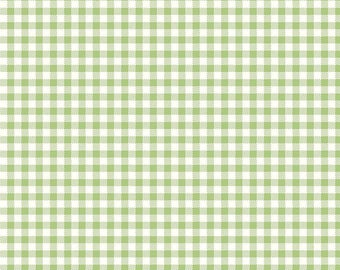 Bake Sale 2 By Lori Holt Gingham Green (C6988)