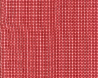Project Red (5689 21) Red Square Dot by Sweetwater