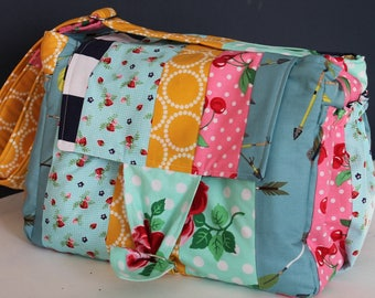 Upgrade any large patchwork camera bag to an ultimate camera bag