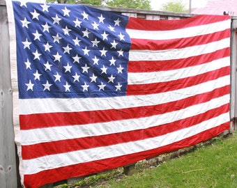 Vintage Valley Forge American Flag