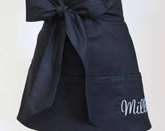Apron - Vendor Apron - Teacher Apron - Waitress Apron - Utility Apron - Craft Apron - Adult Apron - Personalized Apron - Baking Apron -
