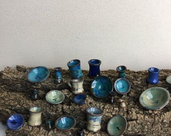 Potters choice 3 miniatures