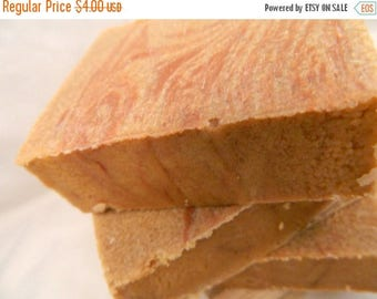 SALE Peppered Poppies Goats Milk Soap