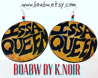 Issa Queen  Earrings