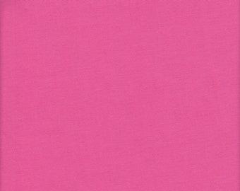 Free Spirit Fabrics Designer Solid in Bubblegum - Half Yard