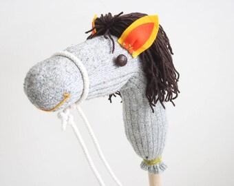 Hoppy the horse