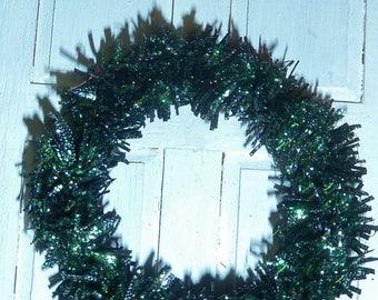 "1"" Halloween Wreath #1"