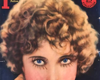 1925 may True Story magazine 20's pulp 1920's stranger than fiction