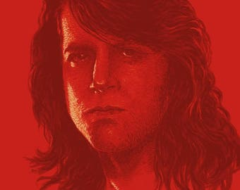 Glenn Danzig Print