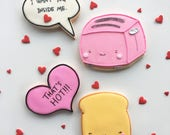Hot Toaster Gift Box - MADE TO ORDER