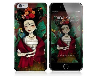 10% Off - Summer SALE Phone Case - Frida (My Own Reality) - iPhone 5 - iPhone 6 - Samsung Galaxy