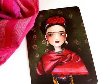 30% Off - Summer SALE 30 Percent Off - Summer SALE Frida - Postcard