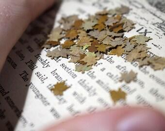 Real Miniature Leaves