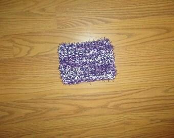 Crochet Scrubbie -- 001
