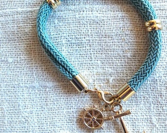 Nautical Summmer Bracelet