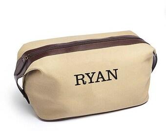 Rugged Canvas Dopp Kit men accessories, gift, host gift