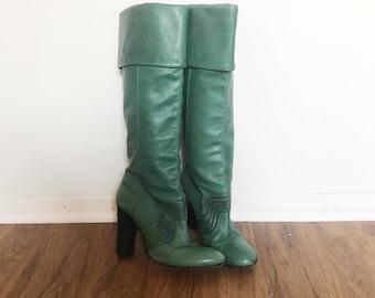 Jade Miss Sixty Tall Boots 39