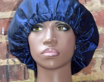 Barbara- Rain Hat - Protect Hair From The Rain-  For Her - Select your hair length