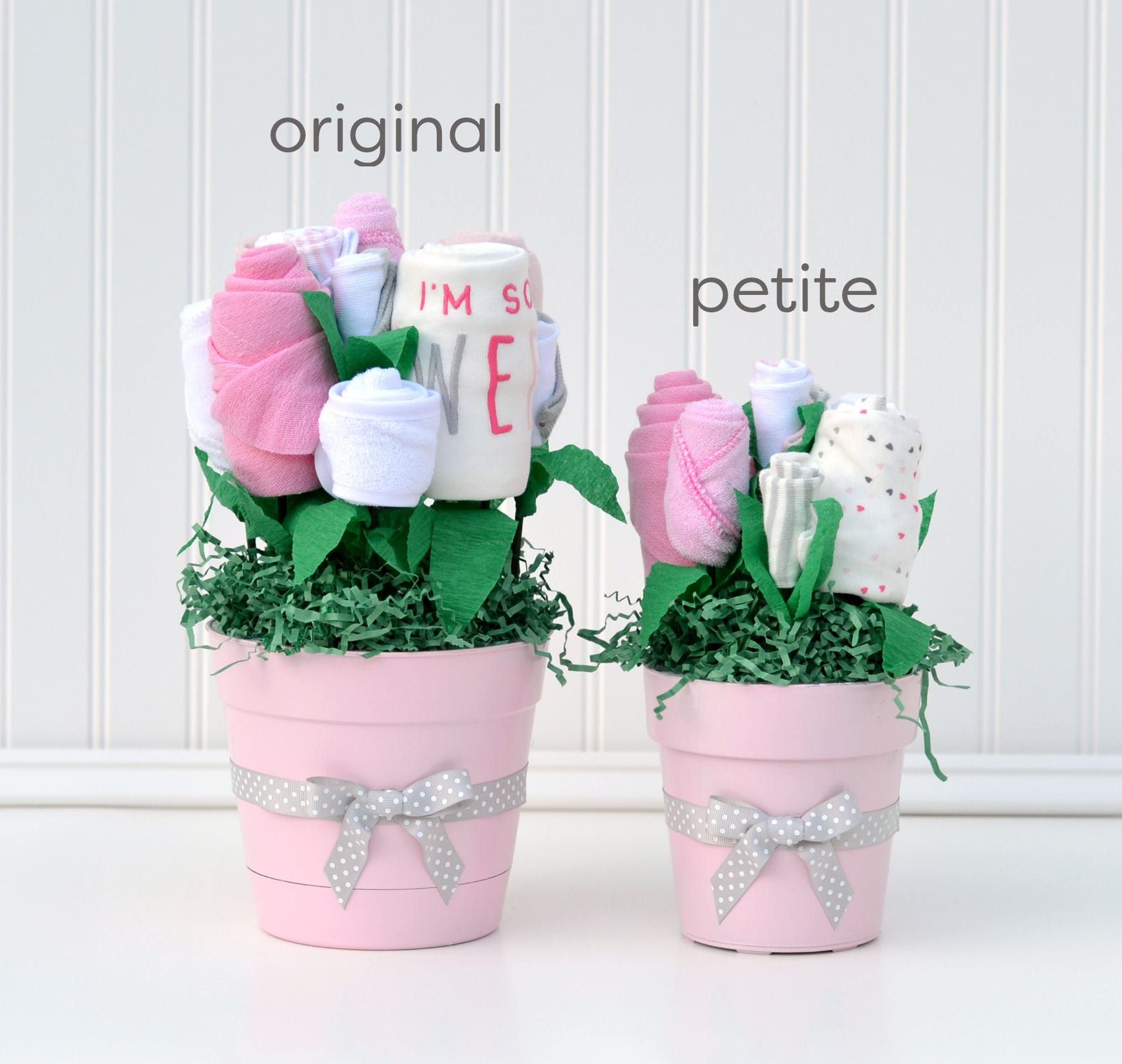 Baby shower ideas for girl table centerpieces